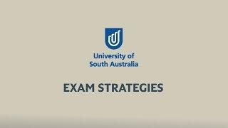 Study Help: Exam Strategies