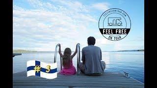 Womo Finnland Rundreise #3 - heute geht´s rund - KOLI HOLIDAY CAMPING