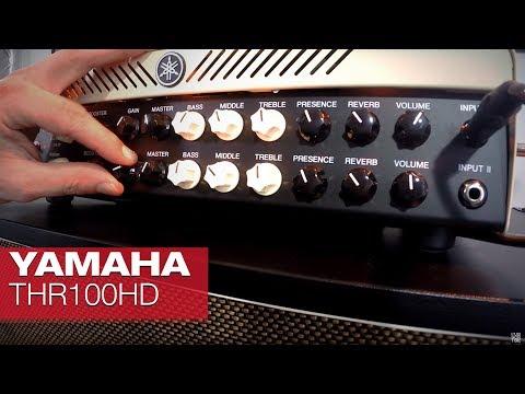 Yamaha THR100HD