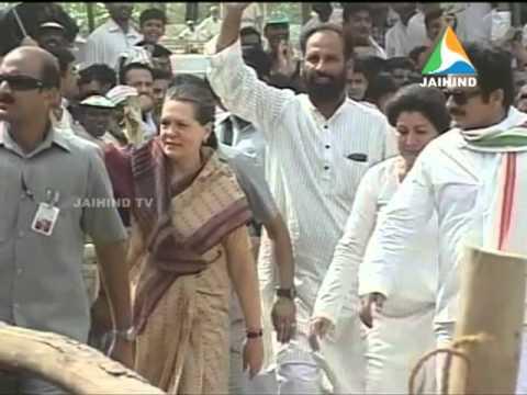Sonia Gandhi to visit Kerala