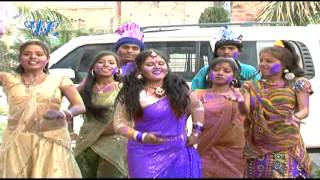 Remix होली - Aa Gail Holi | Anu Dubey | Bhojpuri  Songs 2015 HD