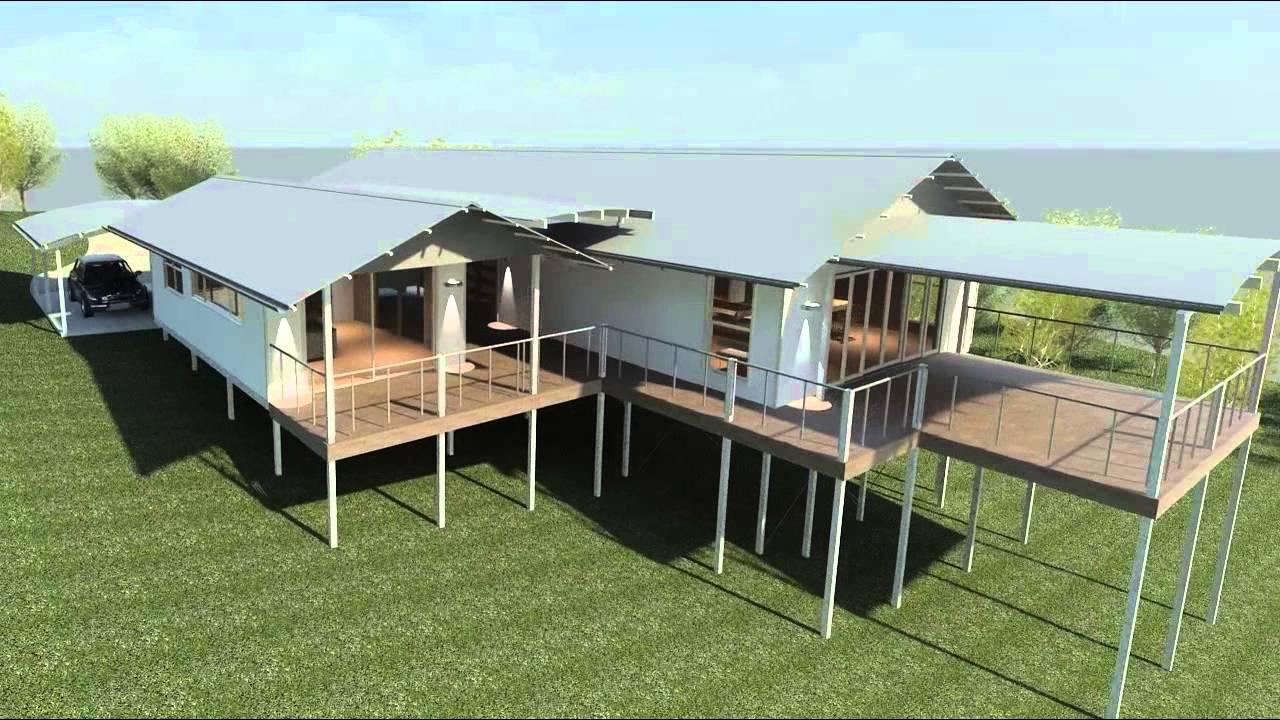 Bush And Beach Homes Designs Heser