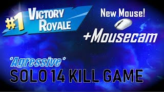 I Got a NEW Mouse and This Happened.. [logitech g305 , Fortnite]