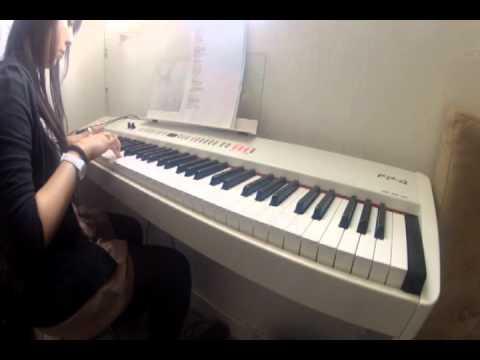 Alesana - Third Temptation of Paris (Piano Cover)
