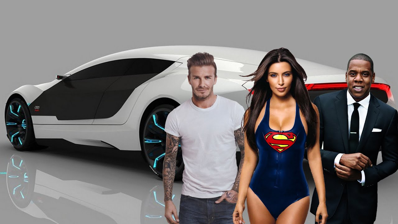 Top 10 Most Expensive Cars Owned By Hollywood Celebrities Youtube