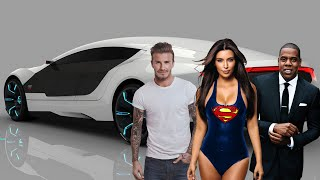 Top 10 Most Expensive Cars owned by Hollywood Celebrities