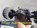 Truggy auf der BMX strecke kaputt gefahren #11