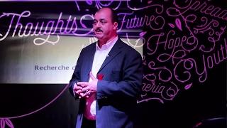بنك القرض الحسن | Fares MESDOUR | TEDxHECAlger
