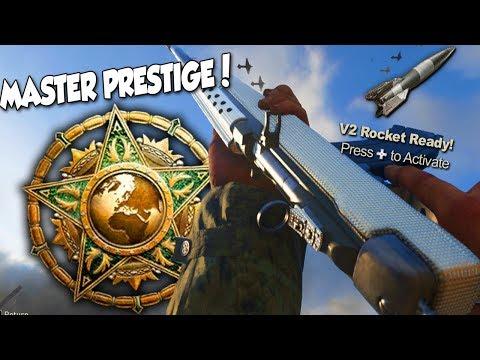 UNLOCKING MASTER PRESTIGE in COD WW2! *LIVE REACTION*
