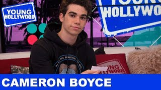 How Awkward Was Cameron Boyce's First Kiss?!