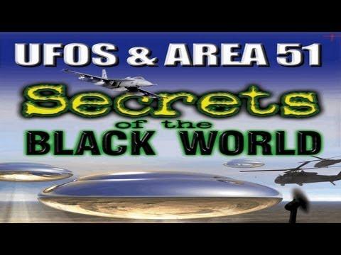 UFOs & AREA 51  Secrets of the Black World  FEATURE FILM