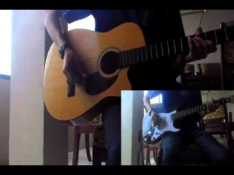 Green Day - Wake Me Up When September Ends - Guitar Cover (Aarón Cornejo M)