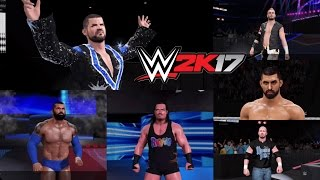 WWE 2K17 | 20 CAWS That Will Blow Your Mind (PS4)