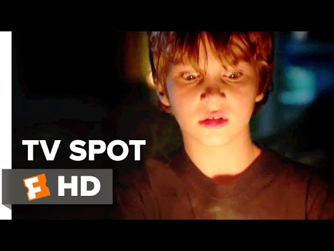 Lights Out TV SPOT  Be Afraid 2016  Gabriel Bateman Movie