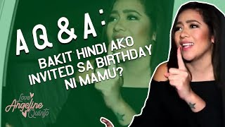 AQ&A: Gatecrasher sa Birthday ni Mamu feat. Erik Santos, Crisha Uy, ThatsBella, and more
