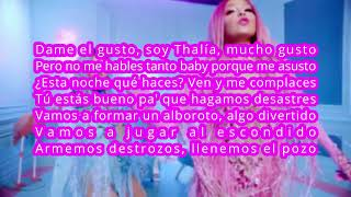 Thalía, Lali - Lindo Pero Bruto    -