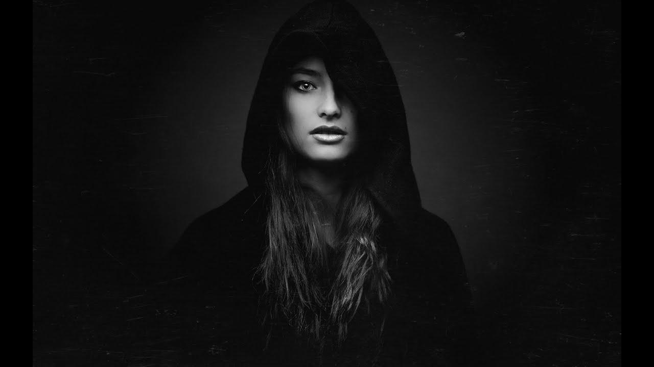Wallpaper Face Women Model Black Background Looking: Future Garage Mix #2