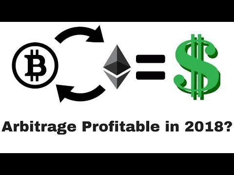 Manual Crypto Arbitrage still Profitable in 2018? My new str