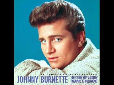 Johnny Burnette - A Little Bitty Tear  (Hank Cochran)