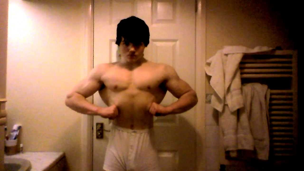 How to Gain Muscle for Teenage Boys  Livestrongcom