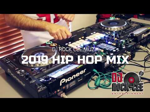 2019 hip hop mix by DJ Rock Cee Muzik