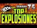 Menudo CLIPAZO en Black Ops 3!! / TOP 5 EXPLOSIONES | Semana 75 | Rumi