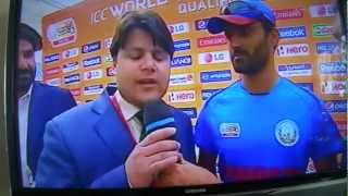 Afghanistan Qualified For T20 Cricket World Cup 2012