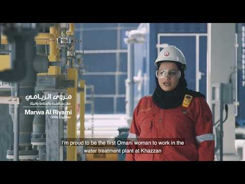 Veolia Middle East Desalination Plant for BP Khazzan