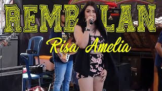 REMBULAN - Risa Amelia // ABR Live SSC Gabus