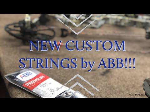 NEW CUSTOM ABB STRINGS!!!