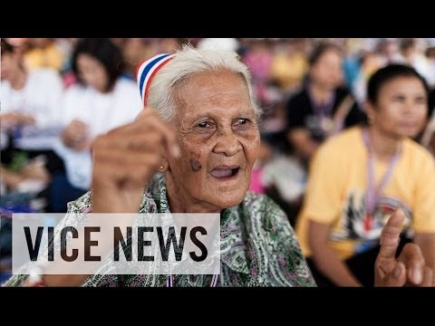 Thai Protesters Occupy Government House: Thailand on the Brink (Dispatch 2)