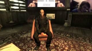 Maddyson стрим 03.09.2014. Fallout New Vegas увлекательные истории