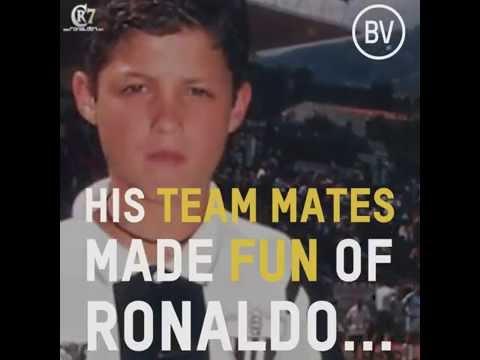 Cristiano Ronaldo – Inspiring and motivational life story