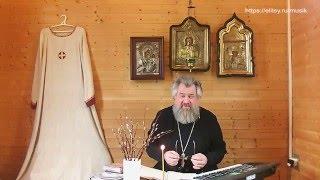 Двунадесятые праздники: Вход Господень в Иерусалим - Духовная музыка с иеромонахом Амвросием
