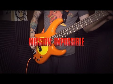 Mission Impossible Theme Cover