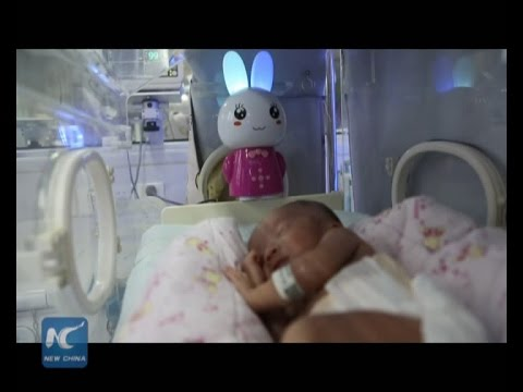 Using music to heal! China launches 1st music therapy program for premature babies
