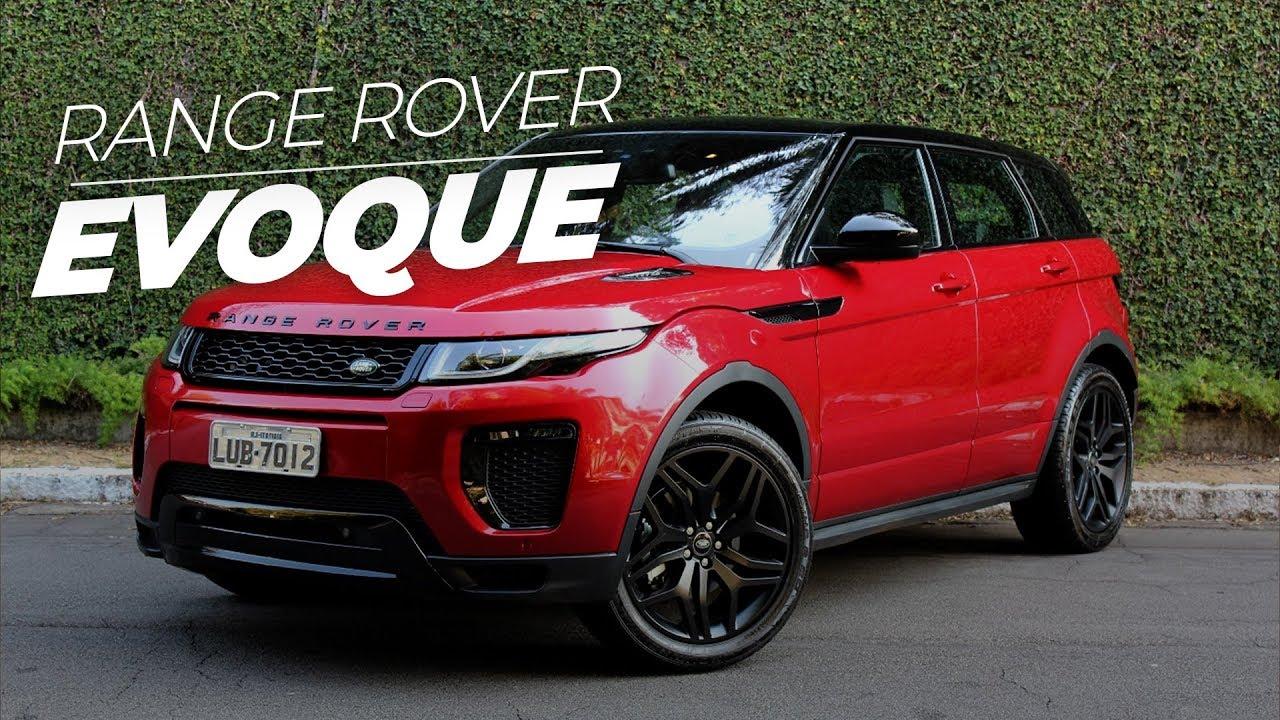 5267af9f57e1a Land Rover Range Rover Evoque 2019
