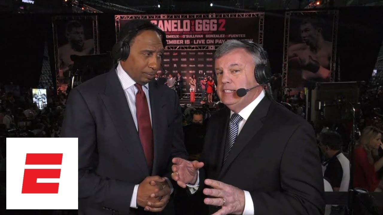 Stephen A. Smith and Teddy Atlas give predictions for the Canelo vs. GGG rematch | ESPN