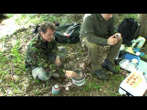 Froschmänner im Sperrgebiet - Verbotene Halbinsel