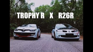 Renault Megane Trophy R & R26R Review