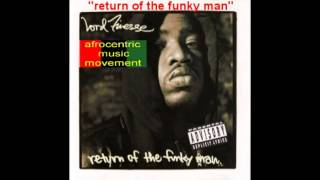 "lord finesse ""return of the funky man"""