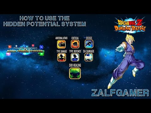 Dokkan Battle Hidden Potential Orbs Part 2 - YouTube