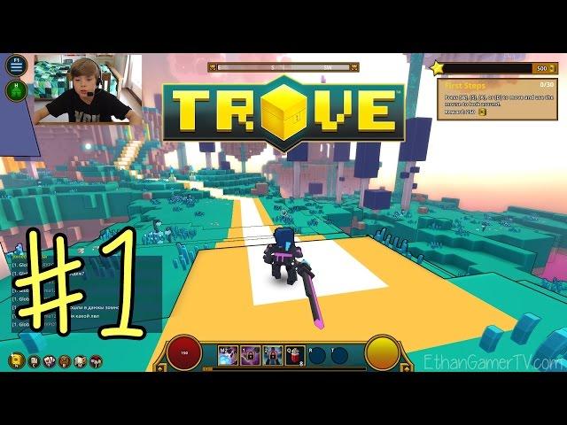 Ethangamertv Roblox Flood Escape 2 Trove 1 Youtube