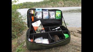 Что подарить рыбаку?! Обзор и тест сумки для снастей LeRoy Tackle Bag 7 - Личное мнение...