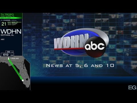 TV Tropo: WDHN 21 on May 11, 2017