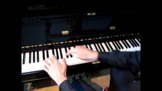 Pianoles Nr 3 ...jezelf begeleiden met de linker hand