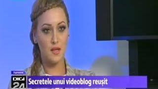 Despre Video Blogging @Digi24