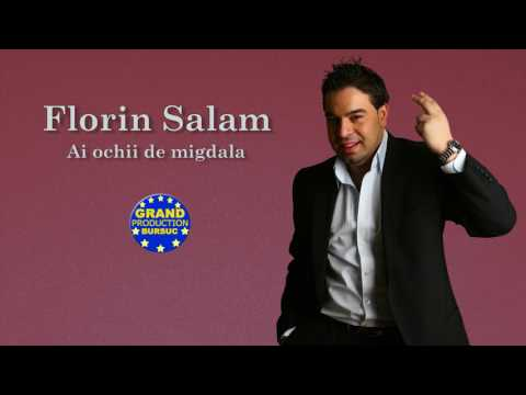 Florin Salam - Ai ochii de migdala (Official Track)