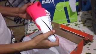 Mercurial Vapor 8 Victory IC euro 2012 UNBOXING!! HD