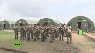 Perú lanza un operativo policial contra la minería ilegal en el sur del país